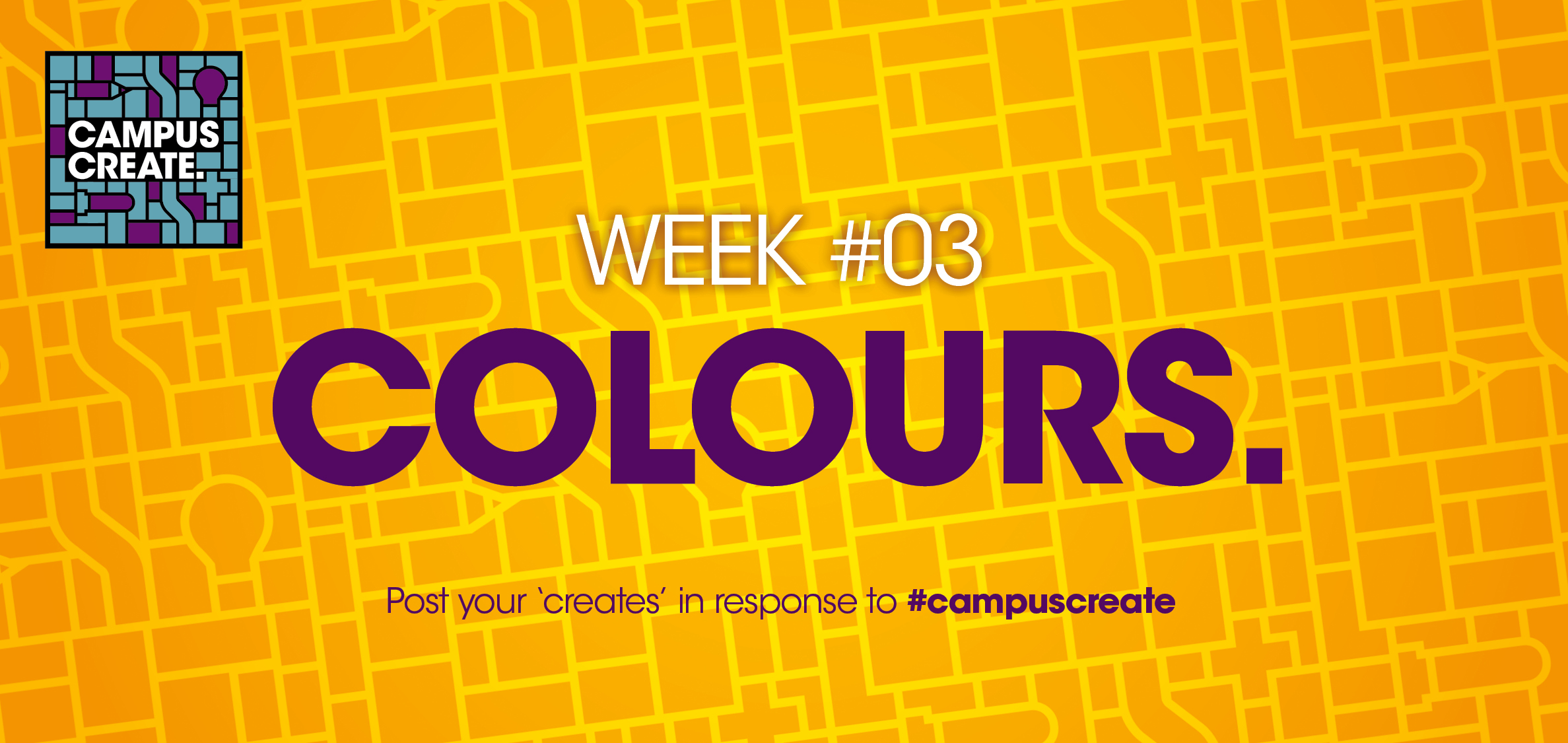 Campus Create Web Banners Colours